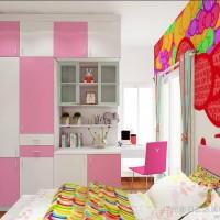 直销 现代DIY儿童整体书柜 特价创意书柜 板式家具特价书桌