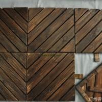 户外地板,30mm厚杉木,DIY木地板,工程木地板,直销