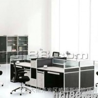 【恒通创富】北京办公家具,屏风办公桌,四人办公桌,办公桌
