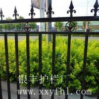 铁艺防护栏 施工围挡 别墅铸铁花护栏 河南郑州新乡103