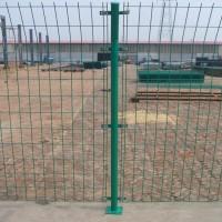 长期生产 低价大量批发 双边丝圈地田径网片 施工工地绿色围网