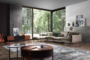 爱依瑞斯意式沙发提升生活品质