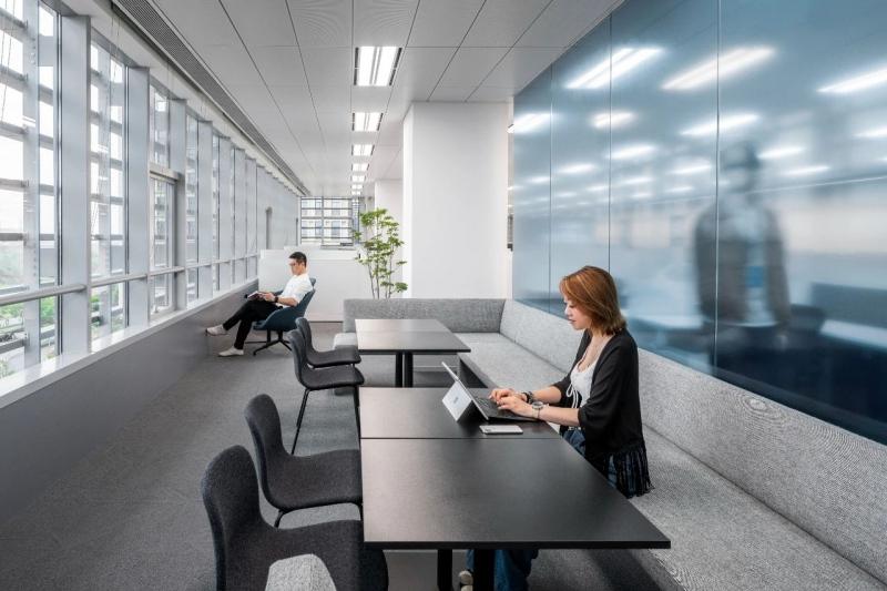 Gensler发布中国是混合办公模式实践的领先指标