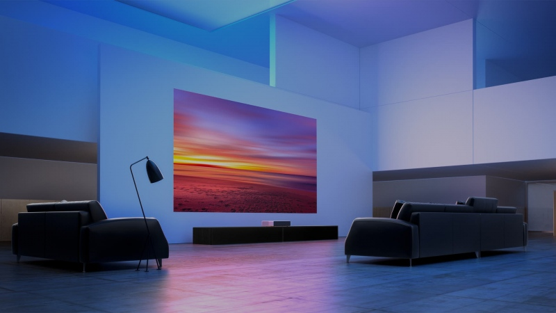 智能投影涨势喜人会取代电视吗